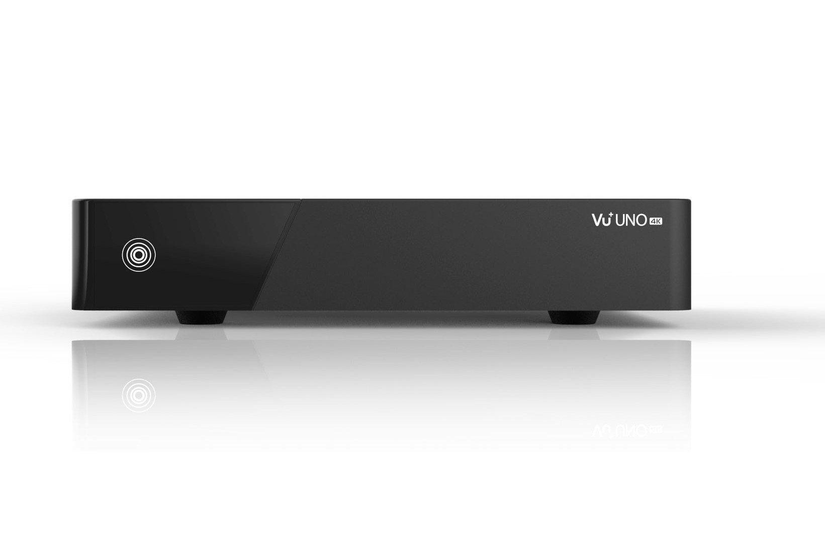 Vu+ Uno 4K in Stock!