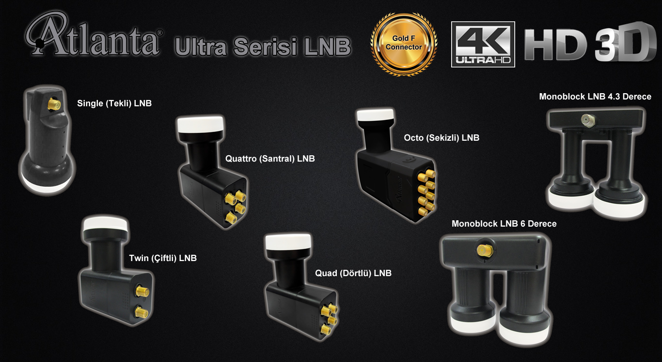 New LNB Series In Stock!