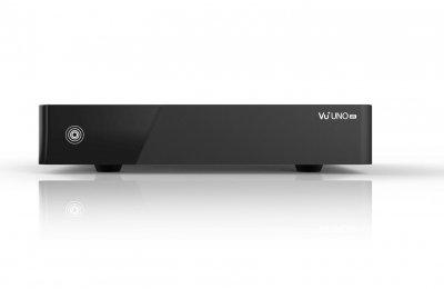 Vu+ Uno 4K Stoklarda!