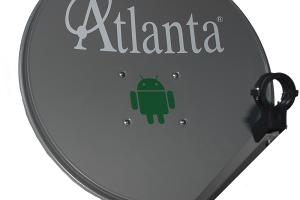 Atlanta 70 cm Çanak Anten