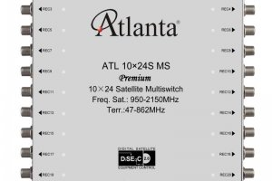 Atlanta 10/24 Multiswitch