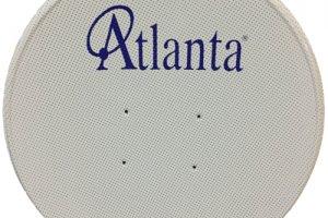 Atlanta 80 cm Delikli Çanak Anten