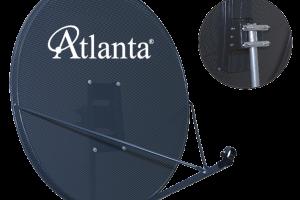 Atlanta 120 cm Delikli Çanak Anten