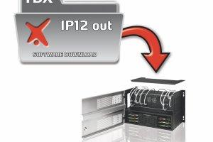 TDX IPTV-out 12 service - Başlangıç